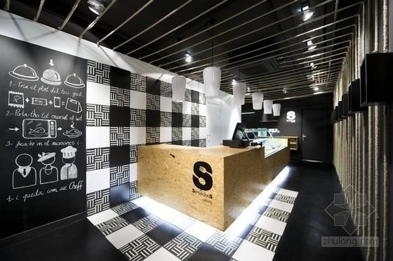 西班牙SensasionS餐厅室内设计