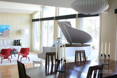 温馨惬意的住宅装修设计