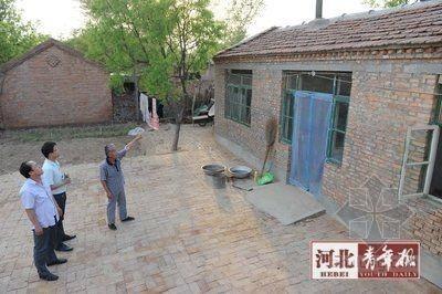 河北省将计划进行危房改造  涉及住户3.3万户