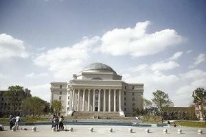 长春一大学豪华图书馆工程造价5亿 堪比白宫