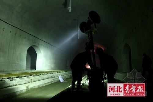 京石石武高铁8月12日有望试车
