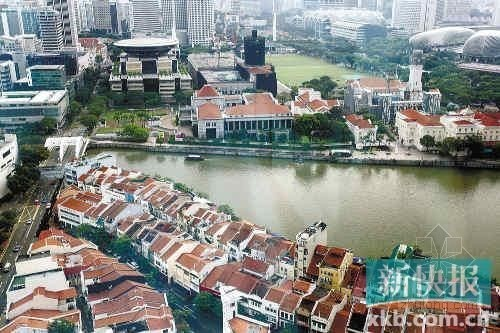 新加坡:用法律保护旧城,用开发维系旧城