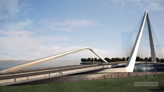 10 DESIGN与Buro Happold共同赢得珠海十字门门户大桥项目