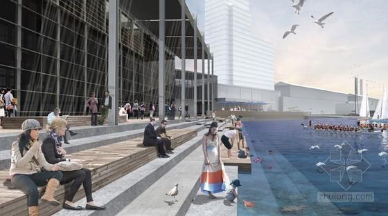 墨尔本维多利亚港总体规划方案公布