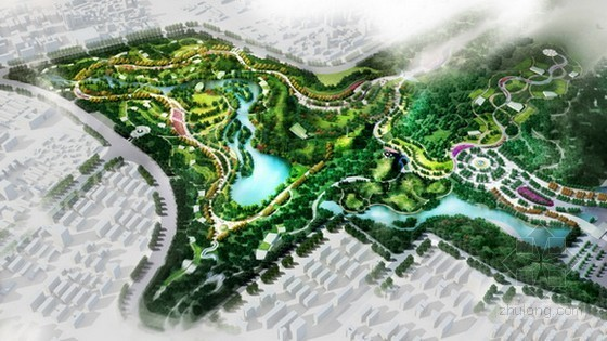 2015年中国国际园林博览会全球征集规划方案
