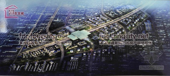 太原南站片区城市设计规划方案公示