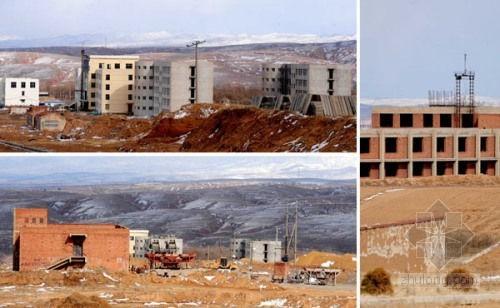 鄂尔多斯成最大烂尾城 两千万平在建工地停工