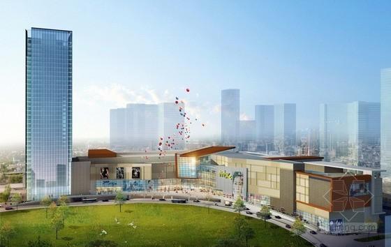 南宁万象城模型资料下载-RTKL设计的南宁首个都市综合体——华润万象城盛大开幕