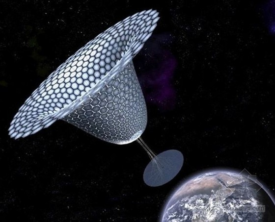 英国科学家欲打造太阳能发电卫星