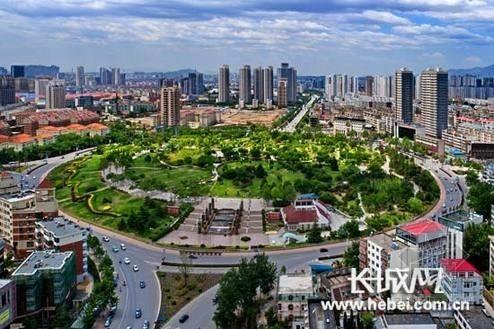 秦皇岛全力打造国家生态园林城市