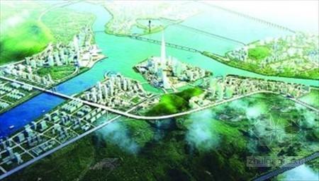横琴新区景观设计为高端人群居住 突出围垦文化