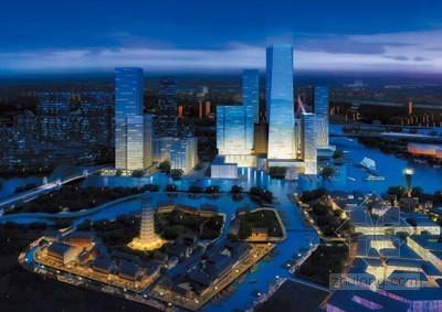 百项新技术打造通州新城 地下空间堪称亚洲之最