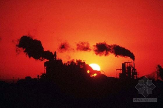 2011年全球二氧化碳排放量创新高 中国排名第一