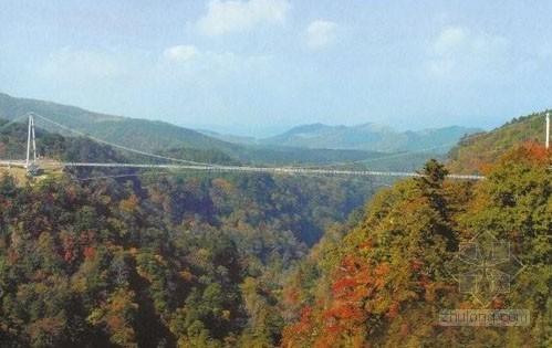 日本著名红叶观赏地因山体滑坡受损
