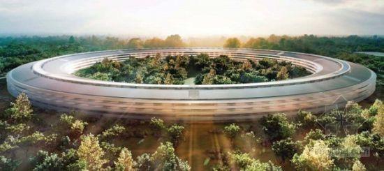 苹果飞船外型新总部大楼将推迟至2016年完工