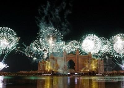 迪拜拟投27亿美元修建5大主题公园游乐场