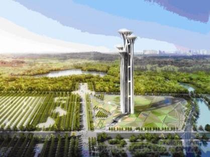 BIM助力瞭望塔工程 成就北京新标志建筑