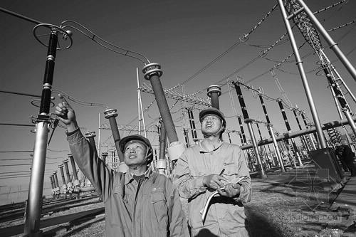 途经8省 世界最大特高压输电工程投入运行