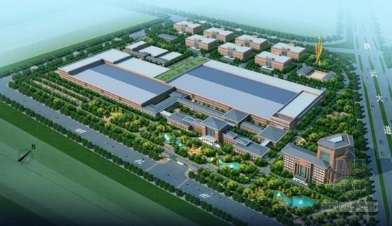 河南中烟工业有限责任公司许昌卷烟厂易地技术改造项目