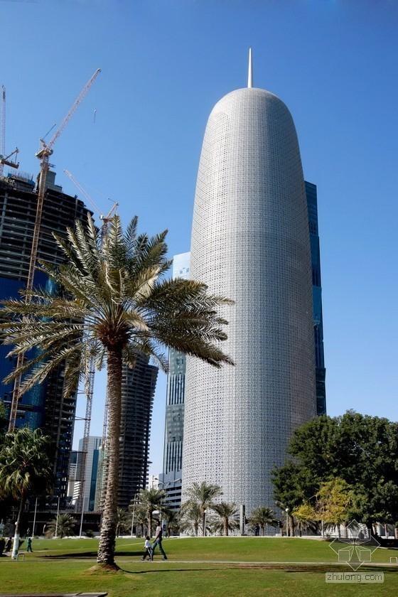 让·努维尔的多哈大厦获得世界最佳高层建筑奖