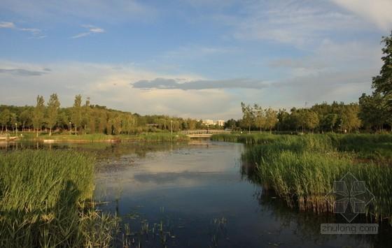 安徽池州商业黄金地块建4平方公里湿地公园