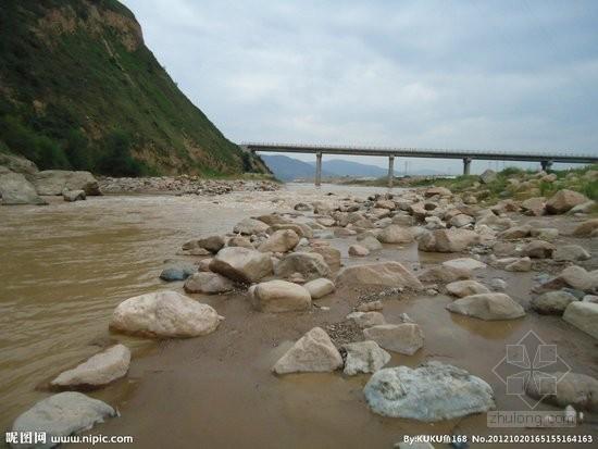 堤外沉砂技术破解渭河采砂三乱问题