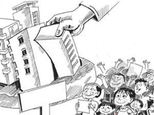 改革:非深圳户籍人才也可住上保障房