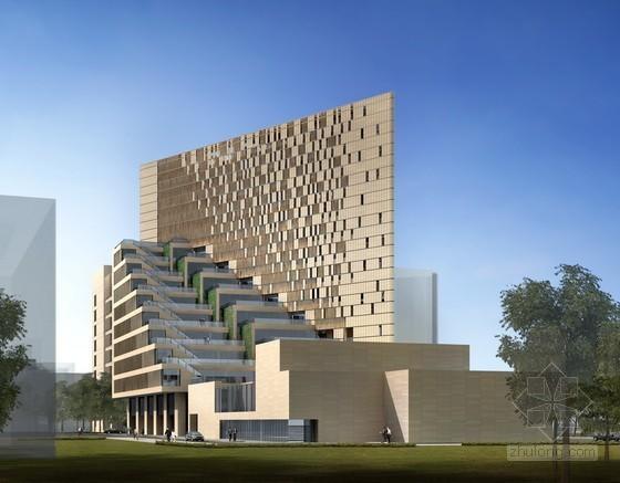 中国建筑设计研究院•创新科研示范中心