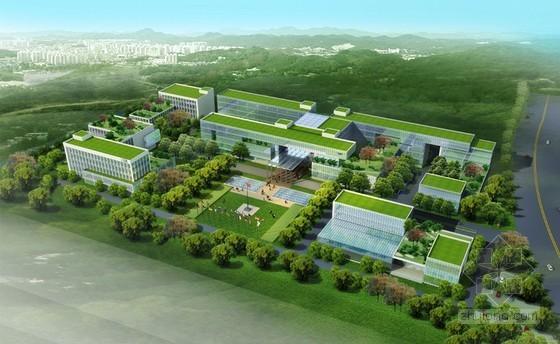 江苏苏通科技产业园--智能建筑