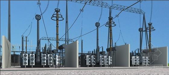 沙州750kV数字化变电站