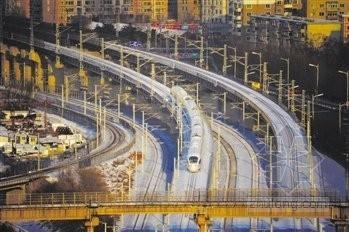 哈大高铁造价超千亿延缓提速 疑因偷工减料