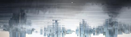 马岩松与北京Audi City首次合作设计数字城市展厅