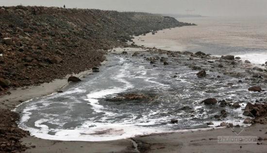 钱塘江被纺织污水污染 癌症村村民苦不堪言