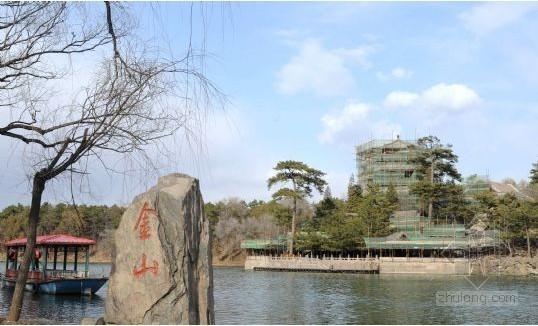 承德避暑山庄古建筑保护 将于4月底完工