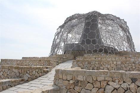 Sambuichi的日本极简主义Rokkō Shidare天文台