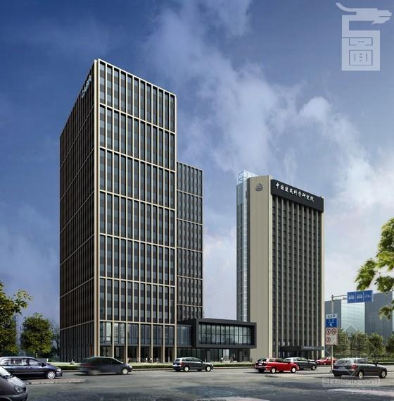 中国建筑科学研究院科研试验大楼全生命周期BIM应用