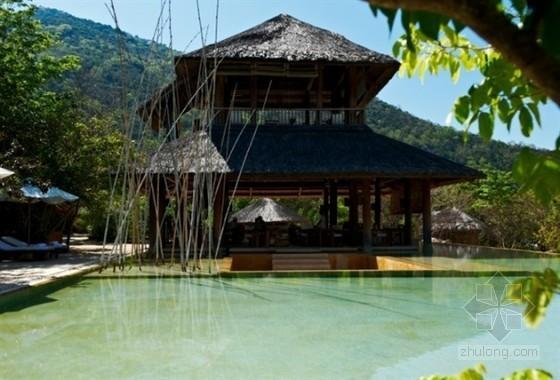 越南宁万湾六感海德威酒店设计 岩石上的绝世风景