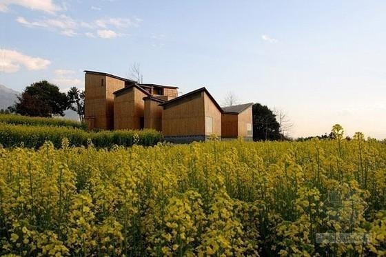 中国建筑师华黎设计的手工造纸博物馆入围2013年阿迦汗建筑奖