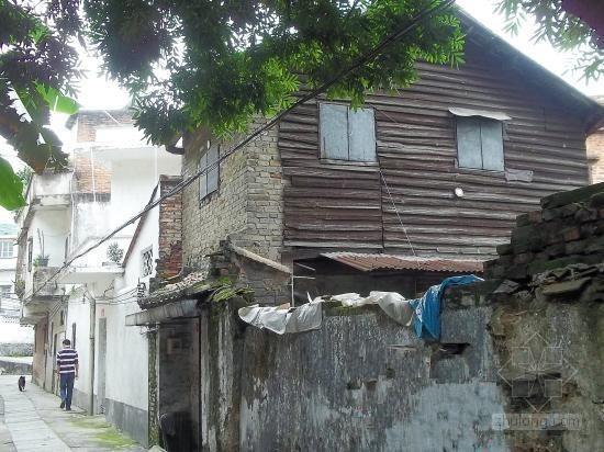 二层房旧房改造资料下载-东莞30%老旧民房抗震能力不足 危旧房安全堪忧