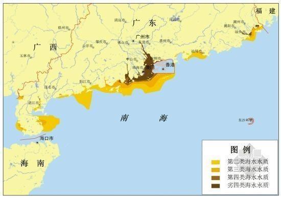 广东省:污水入海排污口过半数污染物超标