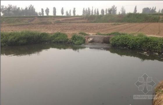 环保局:河北内丘污水厂外排污水达标