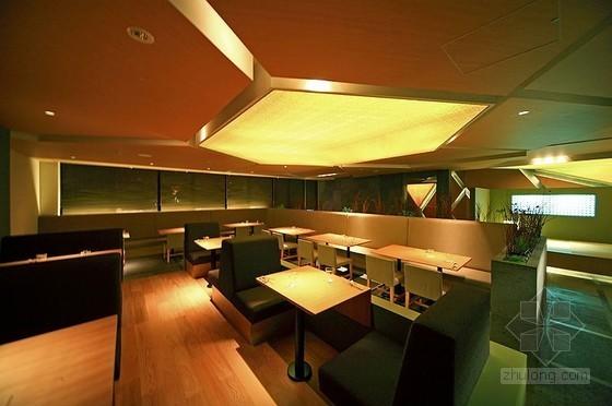 现代日式风格的日本京都甘乐酒店设计