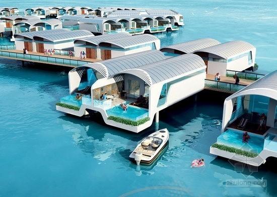 北京丽枫酒店施工图资料下载-马来西亚奢华五星级海滨度假屋酒店体验
