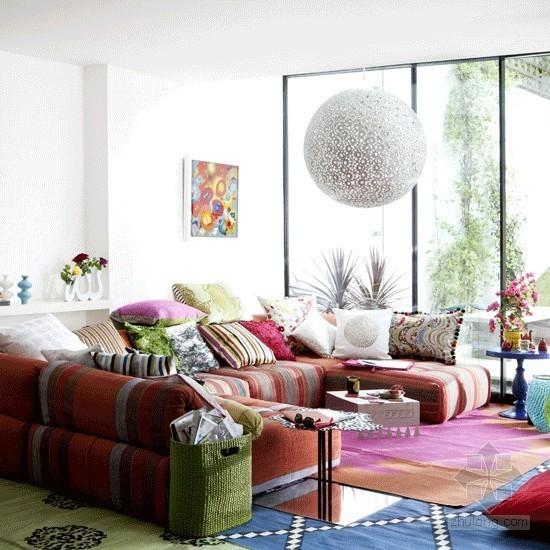 不拘一格家居室内装修装饰设计