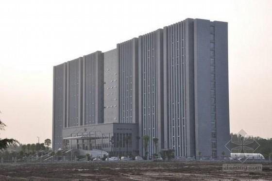 河南许昌办公楼被指豪华历时8年耗资1.5亿建成