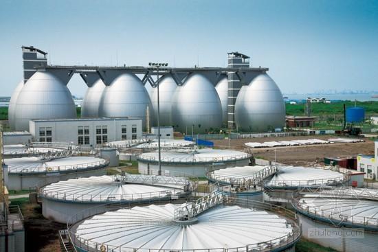 上海投资23亿元扩建亚洲最大污水厂