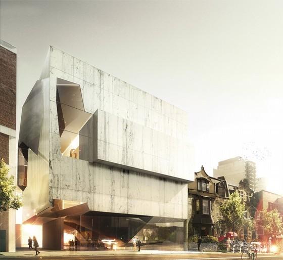 Saucier + Perrotte设计的加拿大蒙特利尔美术馆