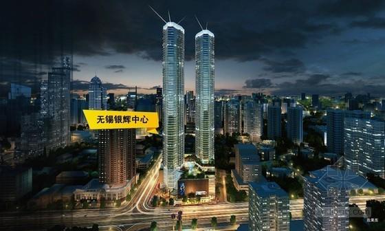 无锡地标建筑之争 300米以上超高层已达6栋