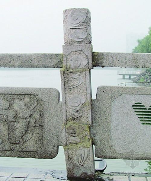 南京白龙桥栏杆裂缝用胶粘