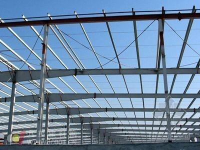 """钢结构产业发展空间大 """"美丽中国""""呼唤绿色建筑"""